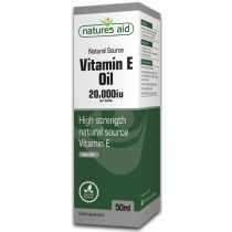 Vitamin E (Natural) 20,000iu Έλαιο