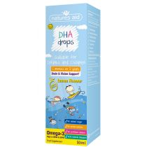 DHA (Omega-3) Drops for infants & children