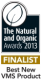 natural and organic 2013 - finalist
