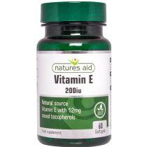 Vitamin E 200iu Natural Form