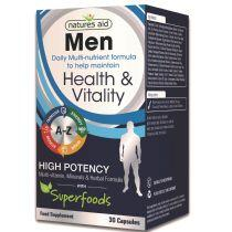 Men's Multi-Vitamins & Minerals