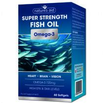 Super Strength Fish Oil (Omega-3)