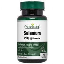 Selenium 200μg (with Zinc and vitamins A, C & E)