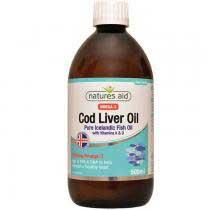Cod Liver Oil Liquid 500ml