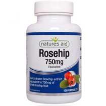 Rosehip 750mg (equivalent)